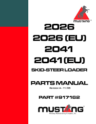 mustang manufacturing company inc controlls2026 41 pdf by vitaly gurkin issuu