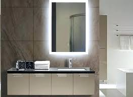 Mirrors For Bathroom Wall Bathroom Wall Mirrors Frameless Easywash Club
