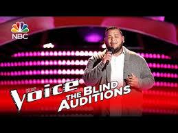 Blind Christian Female Singer Orlando Singer Christian Cuevas Passes Blind Audition Round On