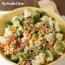 easy pasta recipes simple pasta salad recipe my nourished home