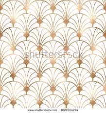 deco wrapping paper deco seamless pattern gold glitter stock vector 1027804234