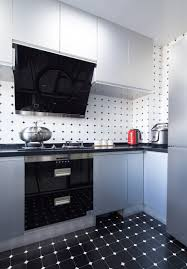 modern black and white kitchen modern black and white kitchen cabinet design interior design