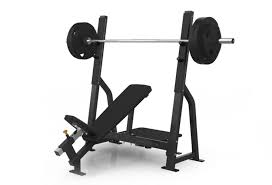 Flat And Incline Bench Olympic Flat Bench Free Weights Matrix Fitness United States