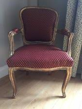 Bedroom Chair French Chair Gold Ebay