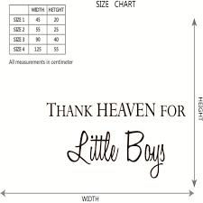 aliexpress com buy baby boy nursery quotes wall stickers thank
