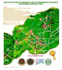 Up Los Banos Botanical Garden Centennial Heritage Trees Uplb 100 Plant Biology Division Pbd