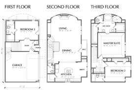 14 3 story mansion floor plans 3 story house plans with elevator