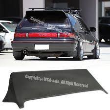 honda civic spoiler brake light 88 91 honda civic 3rd brake light spoiler hatch wing 34270 sh3 a02