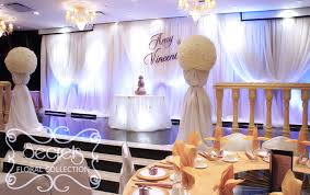 wedding backdrop name a cinderalla up style wedding reception decoration
