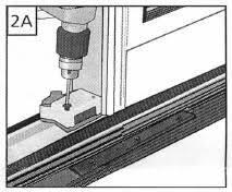 Patio Door Foot Lock Sliding Patio Door Foot Lock