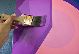 Make Purple Paint Make Art With Sherwin Williams Pearmama