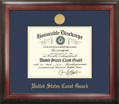 honorable discharge certificate patriot frames has created quality gold embossed frame for your