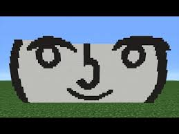 Lenny Face Meme - minecraft tutorial how to make a lenny face 箍 齧 箍 meme