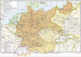 Bamberg Germany Map by Historical Maps Of Central And Eastern Europe