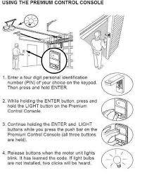 Garage Door Openers Review by Garage Craftsman Garage Door Manual Home Garage Ideas