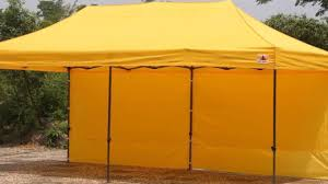 Market Stall Canopy by 9899993813 Specializes In Folding Display Stall Flex Tent