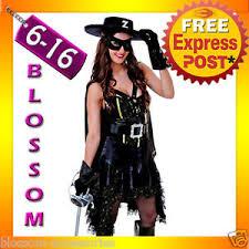 Zorro Costumes El Zorro Halloween Costume Men U0026 Women I22 Zorro Woman Costume Masked Movie Hero Fancy Dress Mexican