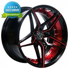 infiniti wheels rims u0026 tires staggered 18