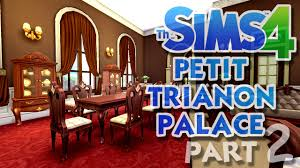 the sims 4 house building petit trianon palace part 2 kitchen