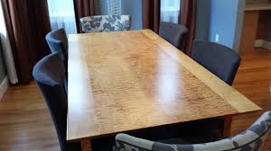 maple dining room furniture top custom dining table in design home interior ideas with custom