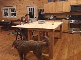 make kitchen island how to make a kitchen island with a concrete countertop start