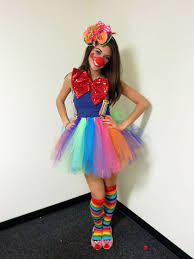 how to make clown costumes costume model ideas