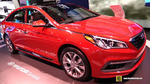 2017 hyundai sonata limited 2 0t exterior and interior