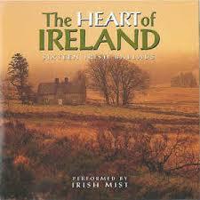ireland photo album mist the heart of ireland sixteen ballads cd