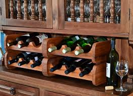 accessories fetching grey metal san diego wine racks as furniture