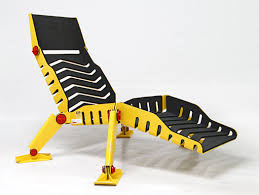 Diy Lounge Chair Bulldozer Lounge Chair The Awesomer