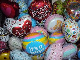 foil balloons foil balloon flower