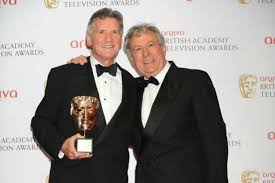 monty python legends terry jones and michael palin to attend bafta