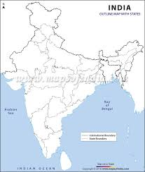 middle east map india map of india