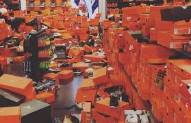 shoe station black friday seattle nike factory store trashed by black friday shoppers new