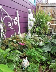 Outdoor Fairy Garden Ideas by Diy Garden The Year Of Living Fabulously