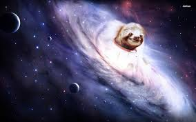 Astronaut Sloth Meme - group of astronaut sloth wallpaper