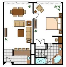 suncoast hotel u0026 casino deluxe suites executive suite floor plan