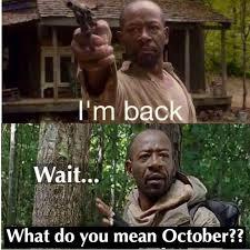 The Walking Dead Meme - the walking dead meme of the day tanya giaimo