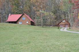 southland log home on 16 ac in highland co