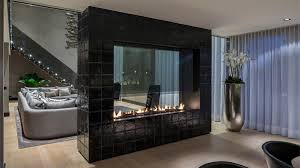 attractive two sided gas fireplaces part 8 multi sided