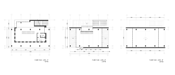 Commercial Floor Plan by Gallery Of Yangzhou River Walk Commercial Complex Bdcl Design