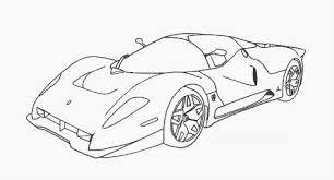 imagenes de ferraris para dibujar faciles autos deportivos para colorear ferrari imagui