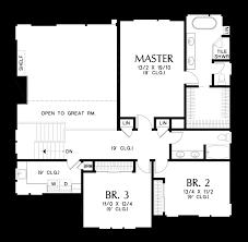 mascord house plan 22210a the carroll