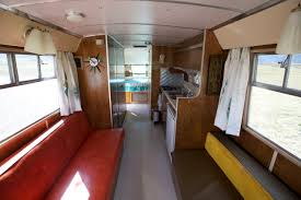 motor home interior myrtle the 1964 travco motorhome more interior shots