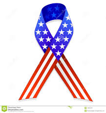 blue support ribbon american flag clipart ribbon pencil and in color american flag