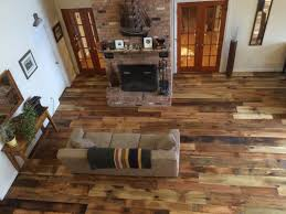 Laminate Barnwood Flooring Kd Woods Company Project Spotlight Beautiful Barnwood Plank