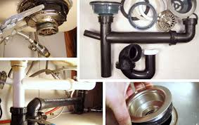 Kitchen Sink Repair Drain by How To Remove U0026 Fix A Kitchen Sink Drain Mobile Home Repair