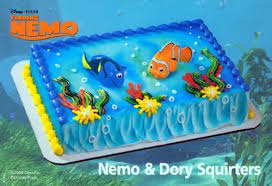 nemo cake toppers finding nemo nemo dory cake toppers children s