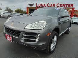 2008 Porsche Cayenne - 2008 porsche cayenne awd 4dr suv in san antonio tx luna car center