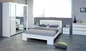 chambre a coucher blanc design impressionnant chambre a coucher design artlitude artlitude